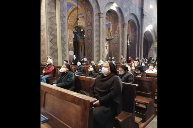 Susa, una Messa per ricordare il Beato Edoardo Giuseppe Rosaz