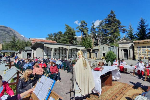 Quattro giorni intensi per la visita pastorale di mons. Nosiglia in Alta Val di Susa