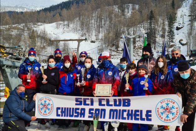 Lo Sci Club Chiusa San Michele compie mezzo secolo