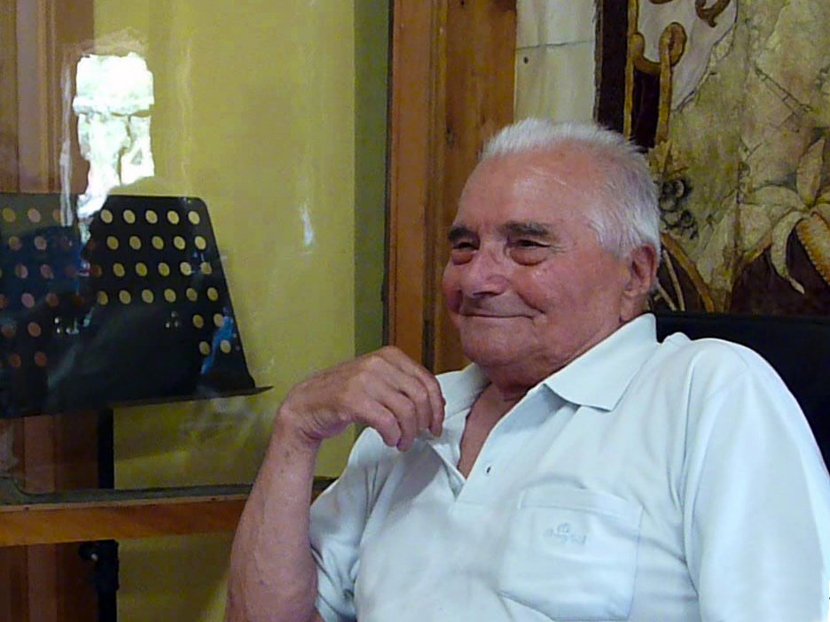 Villar Dora piange l'ultimo Partigiano Angelo Brunatto