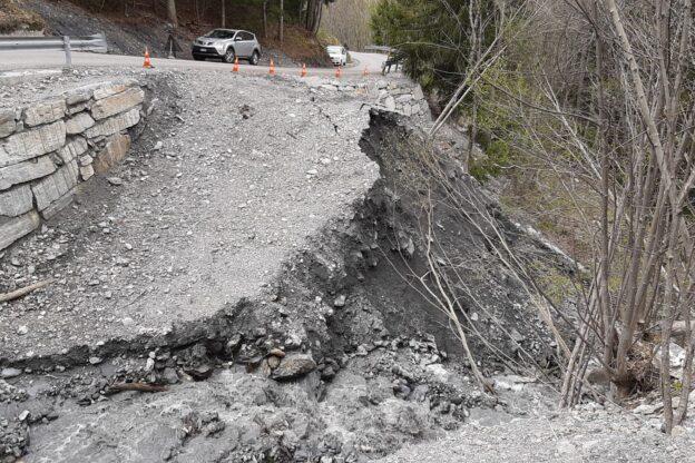 Danni da maltempo in Val di Susa: interviene la Città Metropolitana