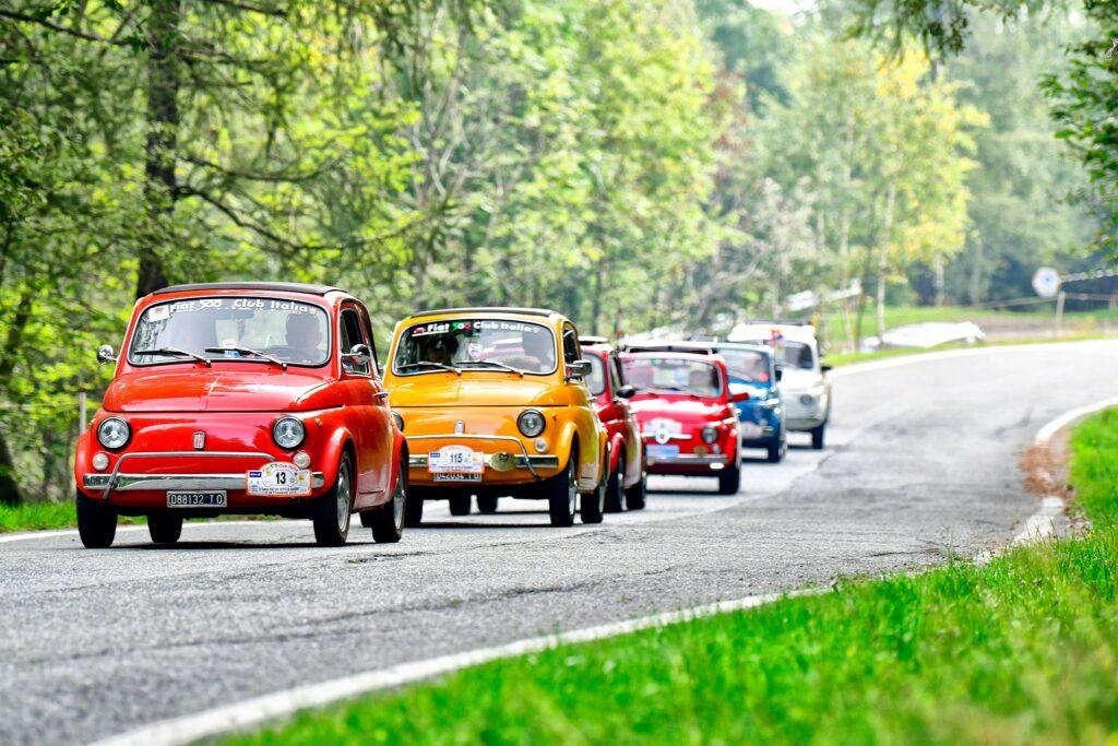 La Valle di Susa presente al 1° Fiat 500 World Wide Meeting