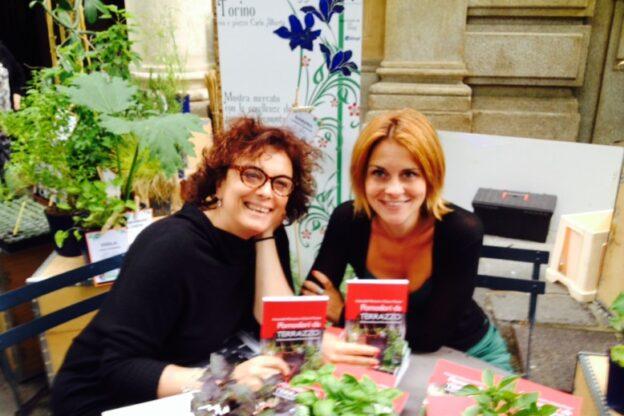 """""""Pomodori da terrazzo"""", un simpatico e utile libro di Chiara Priante e Antonella Mariotti"""