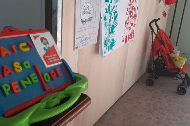 """In una Sangano sempre più solidale è nato il """"Bazar di Casa Penelope"""""""
