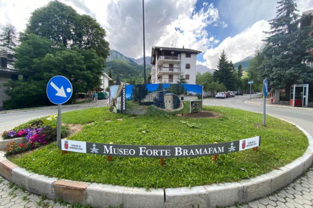 Sabato 3 luglio riapre il Museo del Forte Bramafam