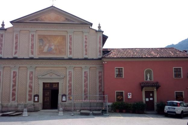 Domenica 13 giugno la chiesa parrocchiale di Trana ha compiuto 400 anni