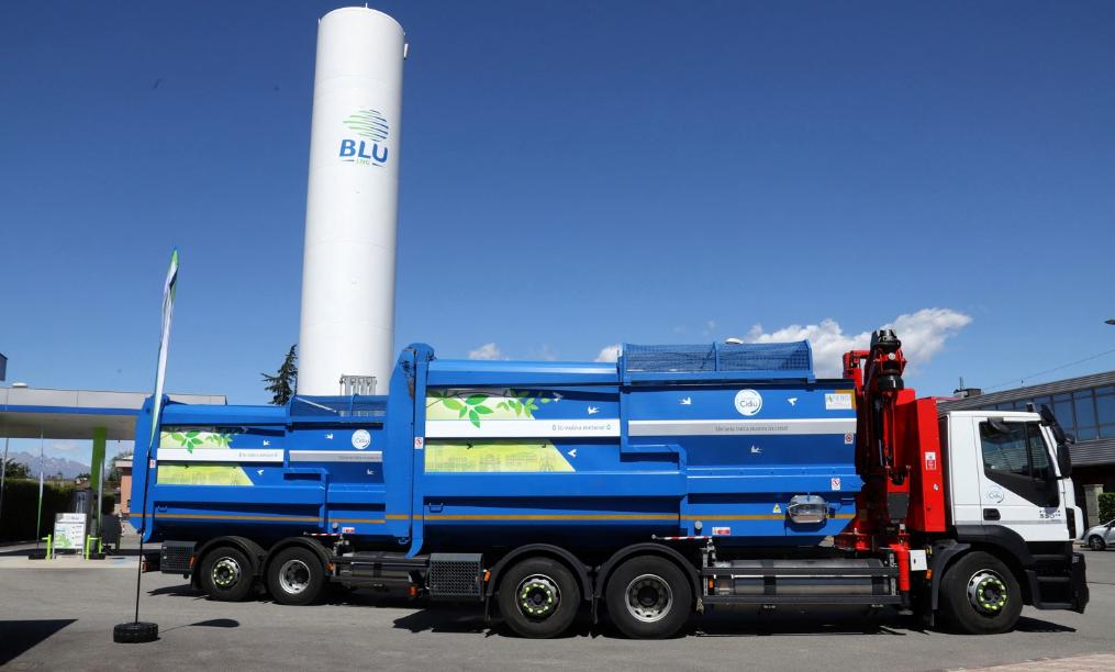 Svolta verde per i nuovi mezzi pesanti di Cidiu: saranno tutti a metano