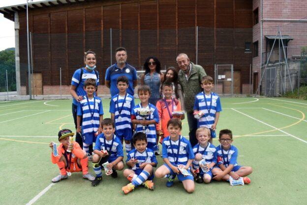 Festa del calcio giovanile a Sauze d'Oulx con il 1° torneo organizzato dall'Asd Football Club