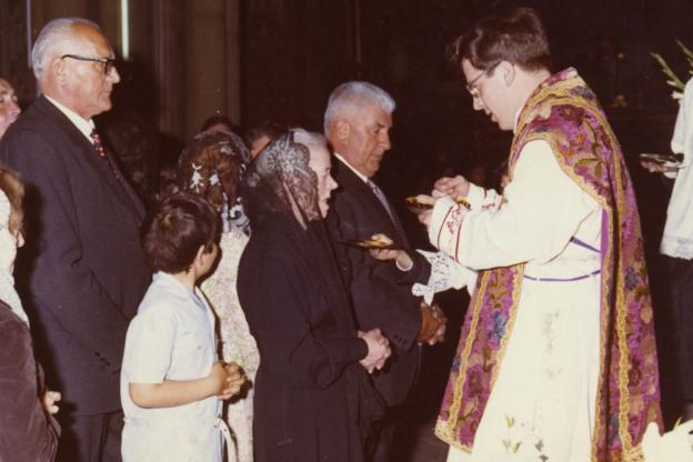 Susa, don Ettore De Faveri è sacerdote da mezzo secolo