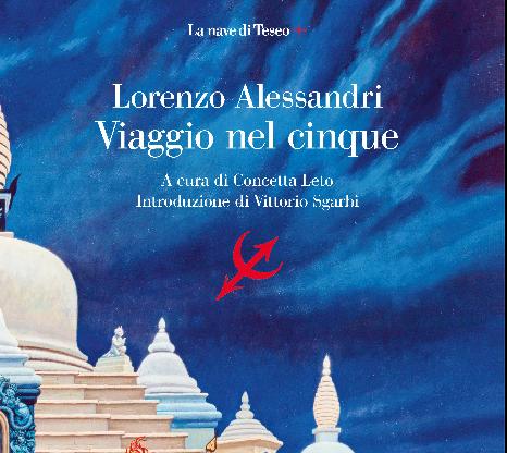 """""""Viaggio nel cinque"""", un piccolo romanzo fantastico di Lorenzo Alessandri"""
