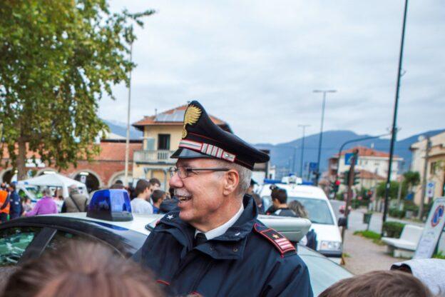 Avigliana, il comandante dei carabinieri Minutolo va in pensione