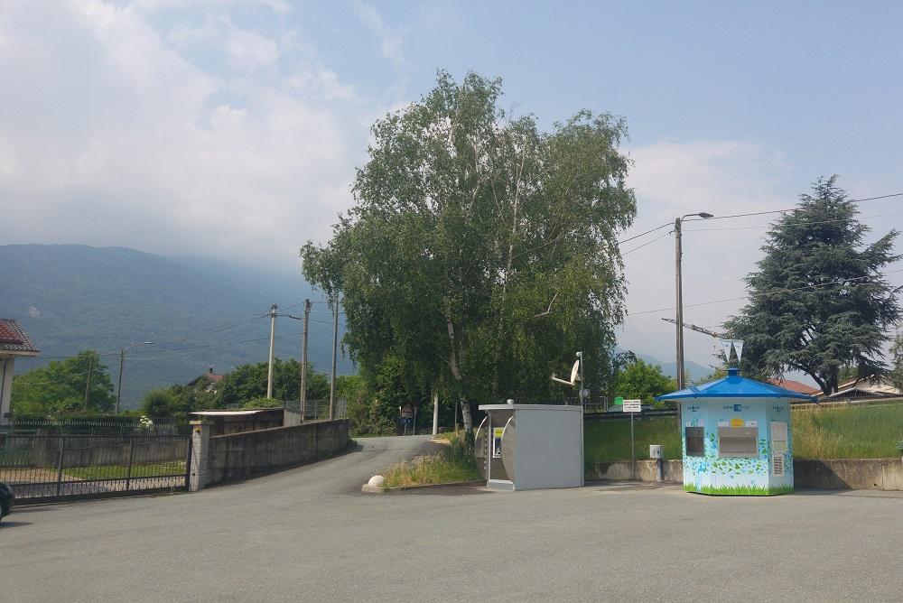 San Didero, da venerdì 2 luglio l'acqua frizzante del Punto Smat sarà a pagamento