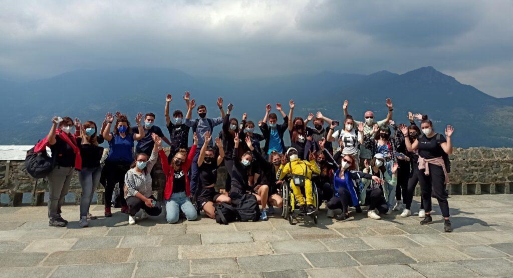Avigliana, giovani guide sulla Via Francigena della Val di Susa