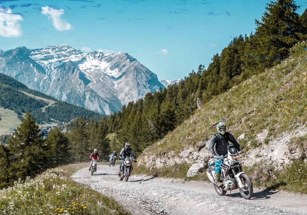 A Sestriere la grande festa delle moto Adventourfest 2021