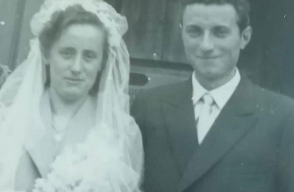 Bardonecchia in festa per i 70 anni di matrimonio di Vittorina e Quintino