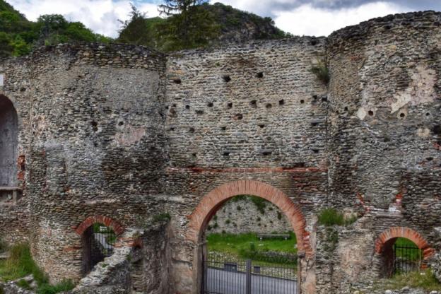Sabato 19 giugno c'è la visita alla Susa Romana e medievale