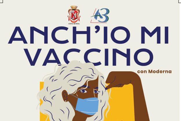 Vaccino, il 1° luglio c'è l'Open Day all'ospedale di Susa rivolto a valsusini e valsangonesi