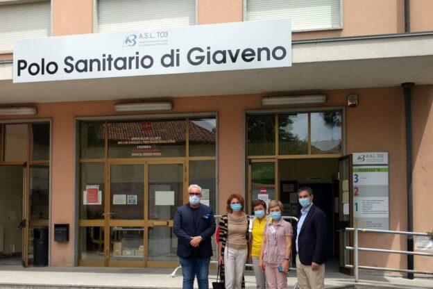 Giaveno, all'ex ospedale addio al p.p.i. Dal 12 luglio ci sarà il p.a.d.