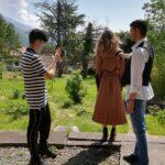 Il primo corto di Batista Conte, giovane regista di Villar Focchiardo
