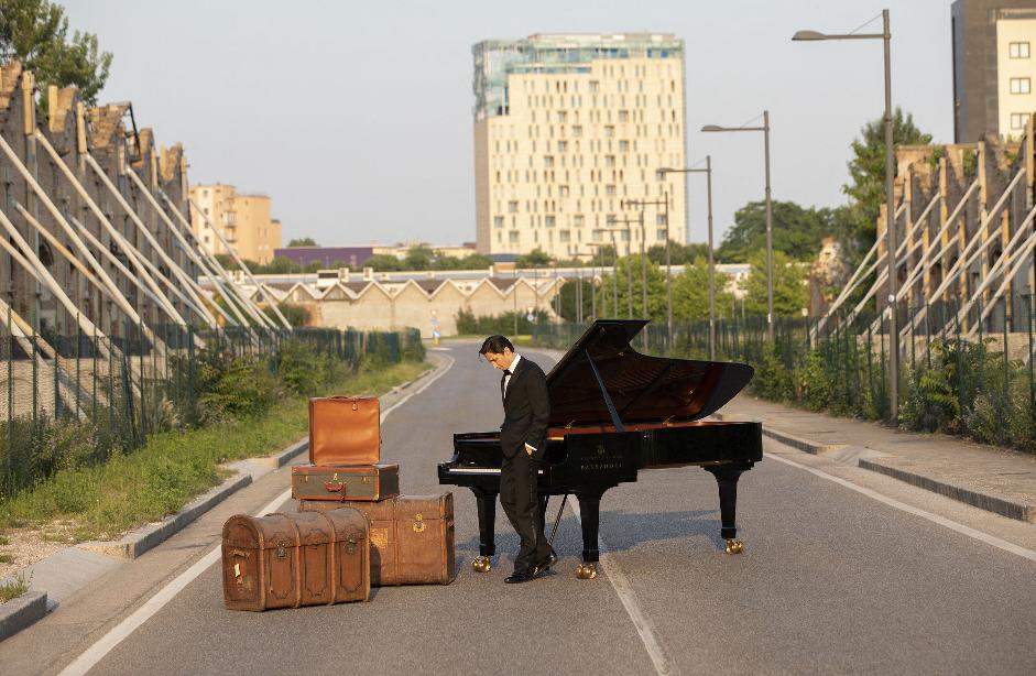Alexander Romanovsky in concerto al Palafeste di Bardonecchia