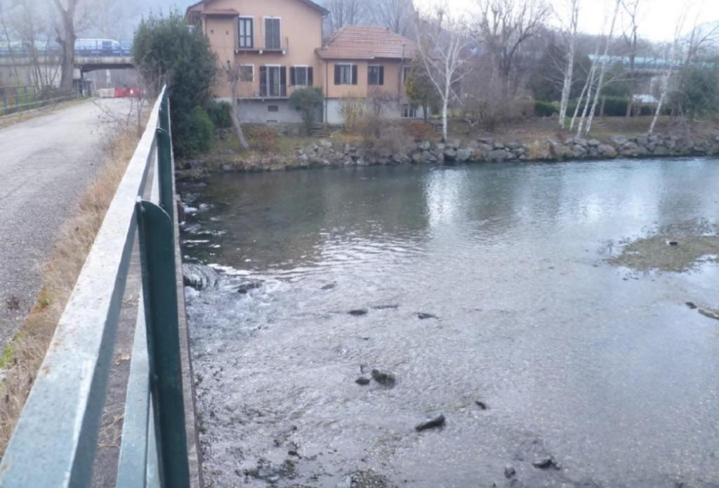 Sant'Ambrogio, un argine lungo più di 2 chilometri per proteggere case e fabbriche