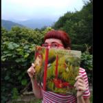 """""""Asina Ke legge"""", la libreria circolante della giavenese Laura Corrado"""