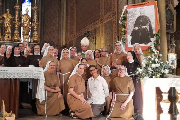 Susa ha ricordato i 30 anni della beatificazione di monsignor Rosaz