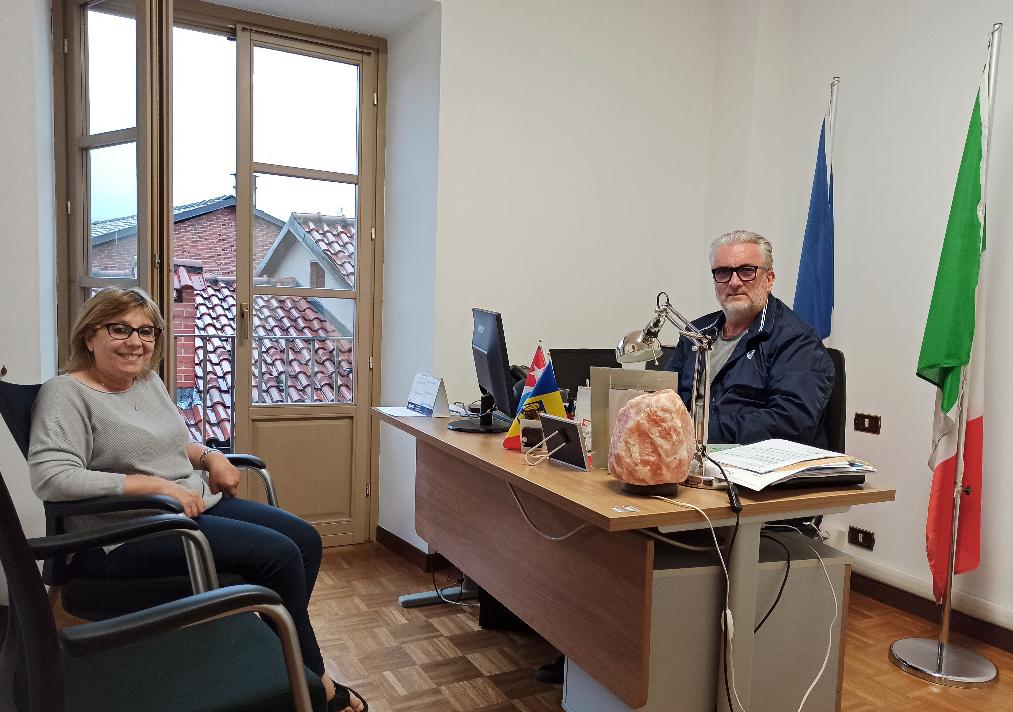 Giaveno, la presidente del Consiglio comunale Enza Calvo si dimette