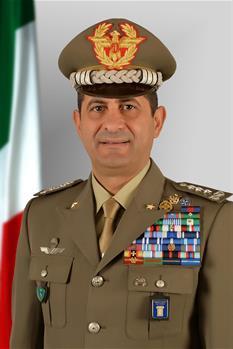 Il generale Figliuolo in visita in Valle di Susa domenica 25 luglio