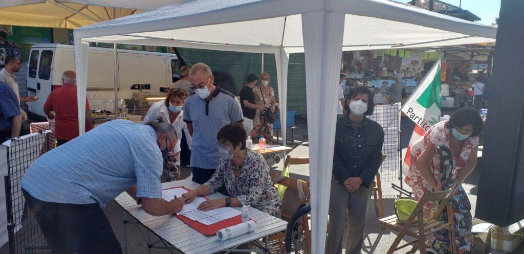 Oltre 1350 firme per riaprire il ppi di Giaveno e la raccolta prosegue