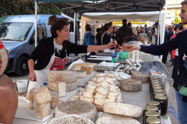 Condove sarà capitale europea dei formaggi per un giorno