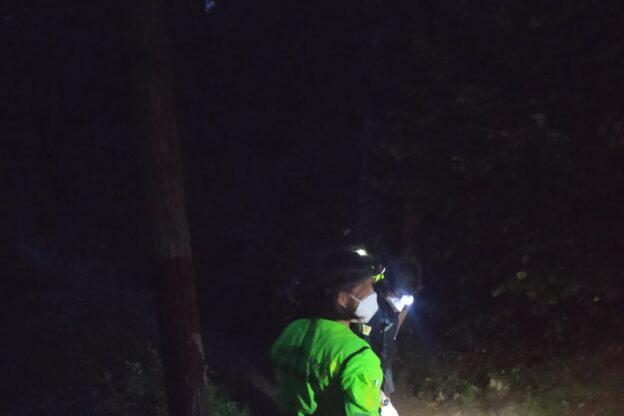 Piossasco, 57enne scivola sul monte San Giorgio e si rompe tibia e perone