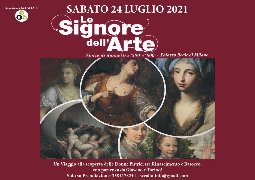 Alla scoperta delle più talentuose pittrici del '500 e del '600 con la storica dell'Arte Barbara Stabielli