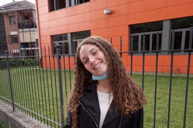 L'unico cento e lode del Liceo Scafidi di Sangano è quello di Martina Bonino