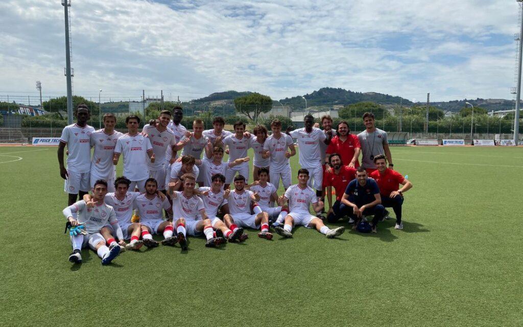 """I """"grifoni"""" della Primavera del Perugia Calcio in ritiro a Sauze d'Oulx"""