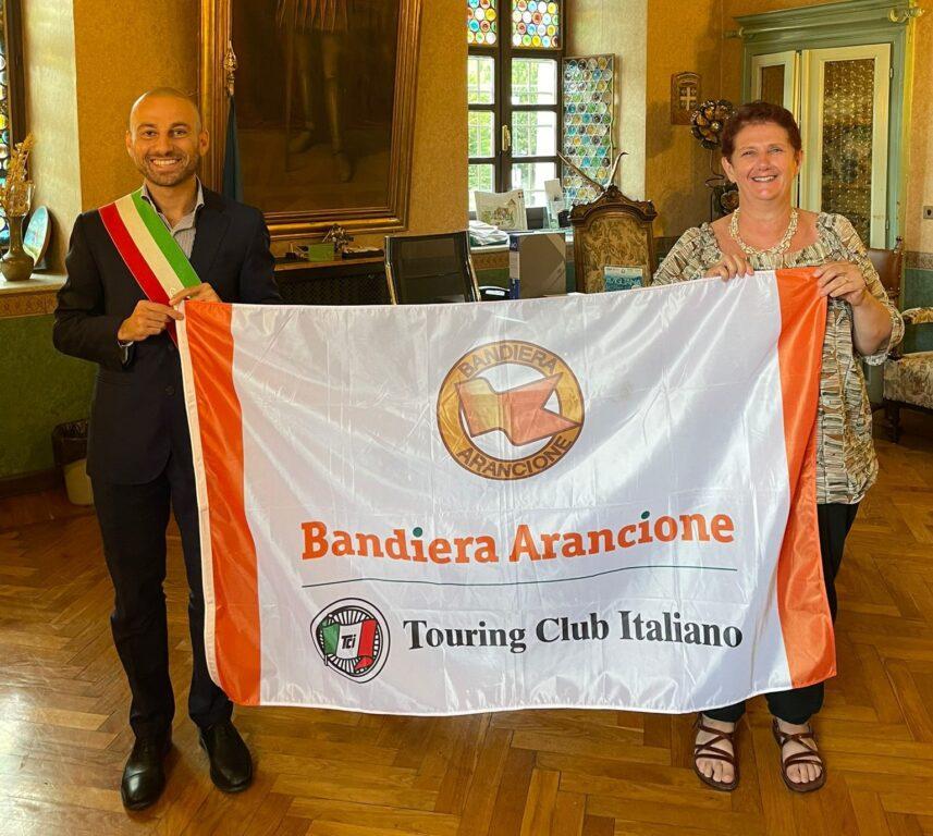 Il Touring Club Italiano conferma la Bandiera Arancione ad Avigliana