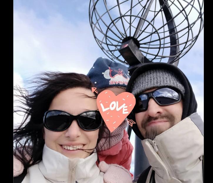 Undici mesi in giro per l'Europa a bordo di un camper: l'incredibile viaggio di una famiglia di Giaveno