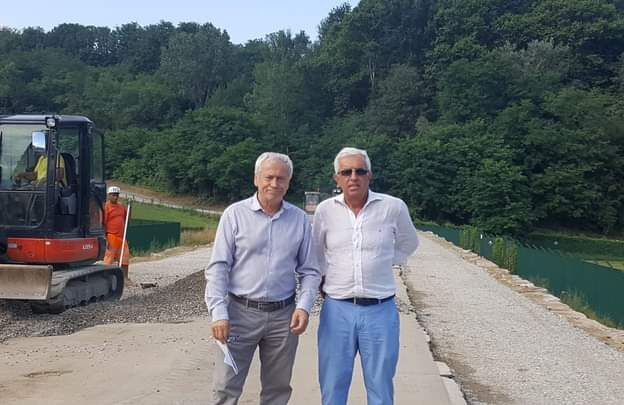 Sangano, da venerdì 6 agosto riapre la strada per Villarbasse