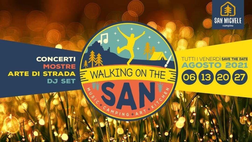 """Walking on the San"": da venerdì al San Michele Camping di Avigliana va in scena l'estate valsusina"