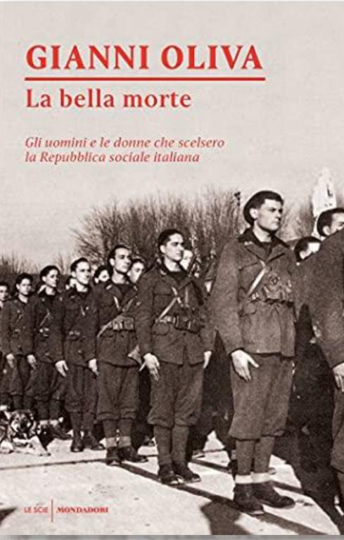 """Gianni Oliva a Giaveno il 5 agosto presenta """"La bella morte"""""""