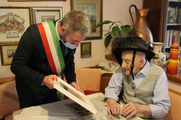 Condove, i cento anni con il passo del bersagliere di Riccardo Ruffinatti