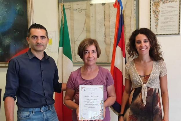 Rosta, dopo 40 anni Marina Canavoso lascia la gestione del Mulino
