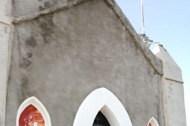 La cappella del Monte Robinet si rifà il trucco grazie a Luigi Stoisa