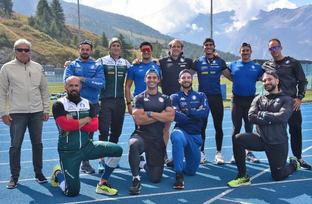 Sestriere, una montagna di sport per gli atleti Fisi