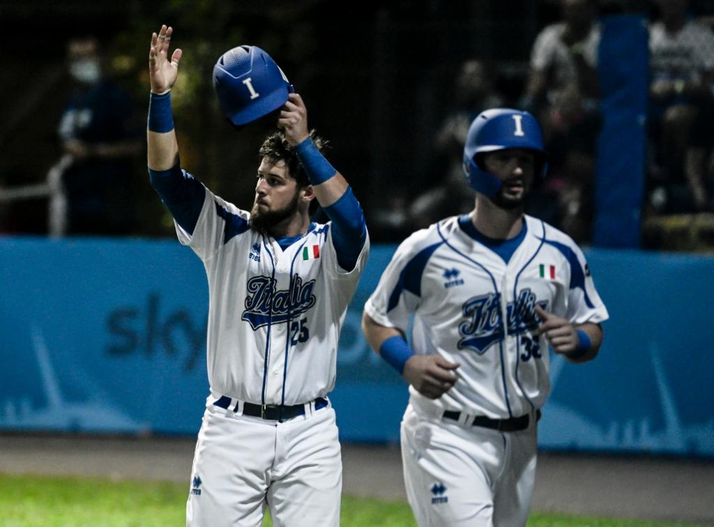 Europei di Baseball: il diamante di Avigliana porta fortuna all'Italia