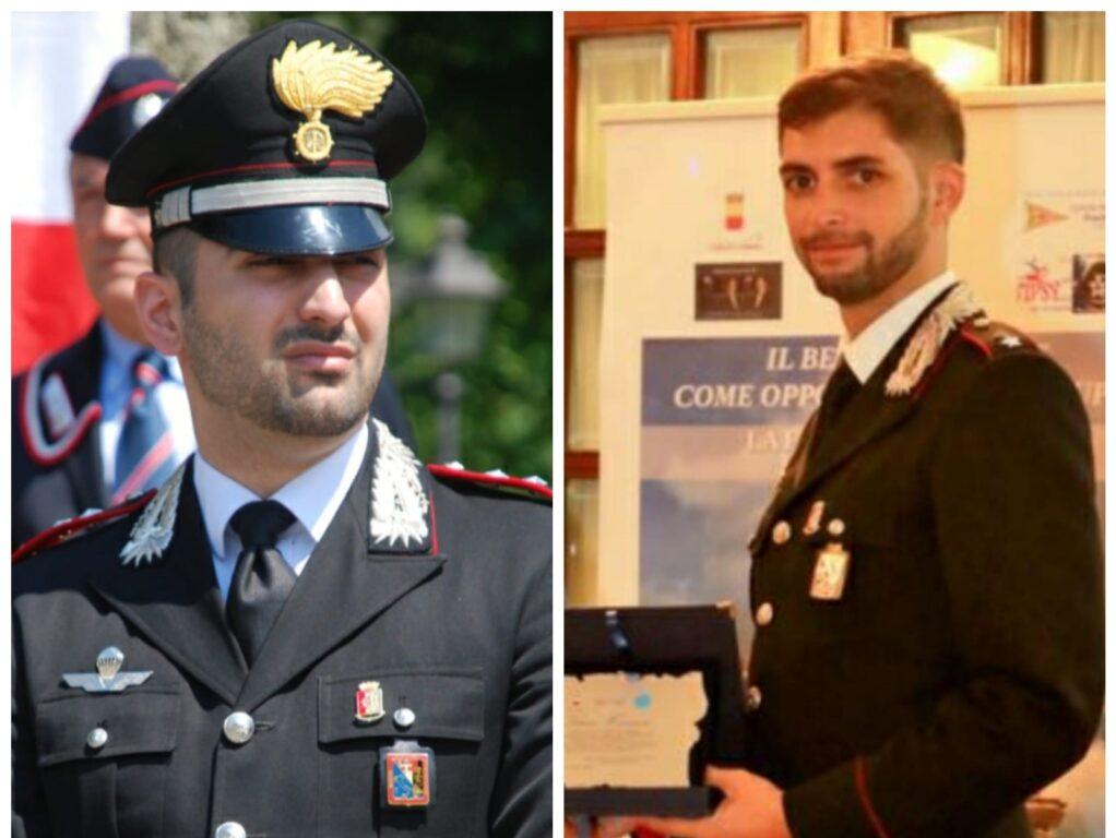 Il nuovo comandante dei Carabinieri di Susa è il capitano Mucciacciaro