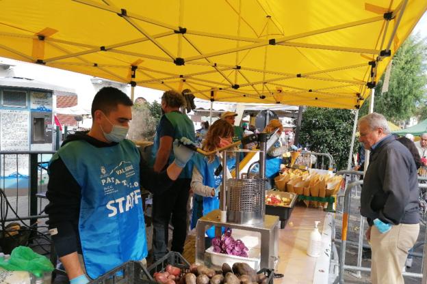 A Giaveno, domenica 26 settembre, torna la Festa della Patata di Montagna