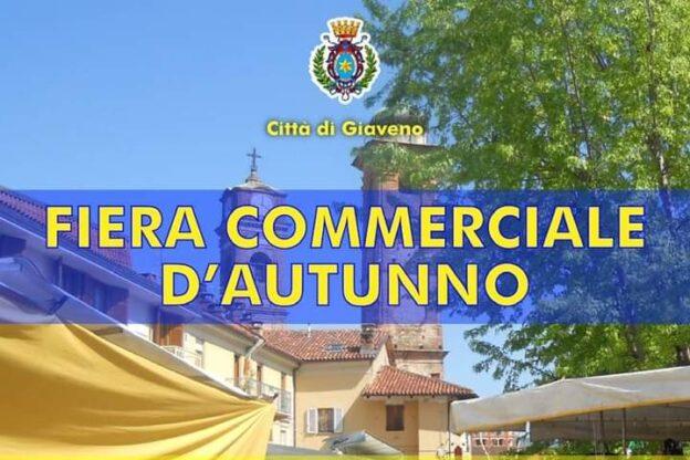 Giaveno, domenica 3 ottobre c'è la Fiera (e parte la Festa del Fungo)