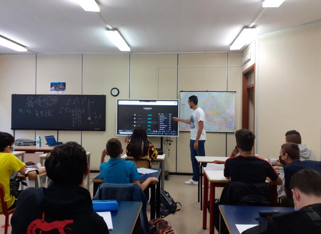 Scuola, la campanella è già suonata al Galilei di Avigliana