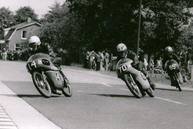 A Sant'Ambrogio tornano le leggendarie moto della Itom